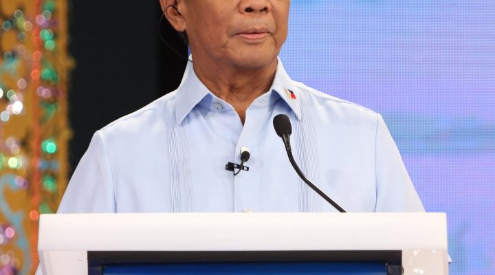 Binay, 'di naghain ng plea sa conditional arraignment