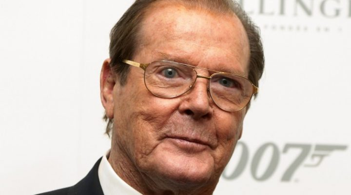 'James Bond 007' actor Roger Moore, pumanaw na