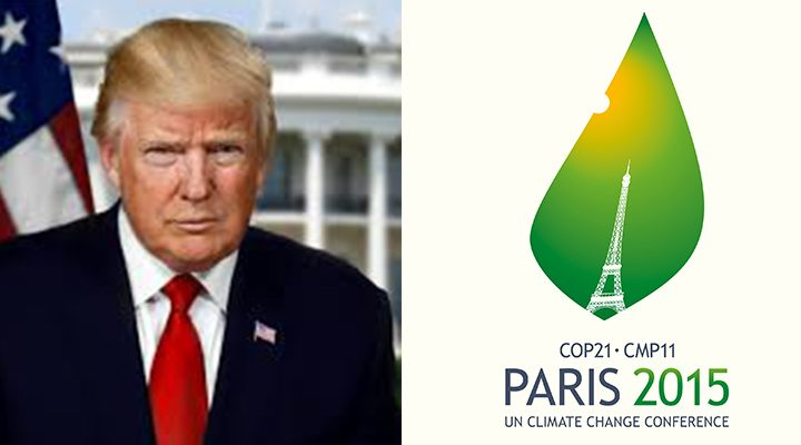 Trump umatras sa COP21 Agreement, binatikos ni Sen. Legarda