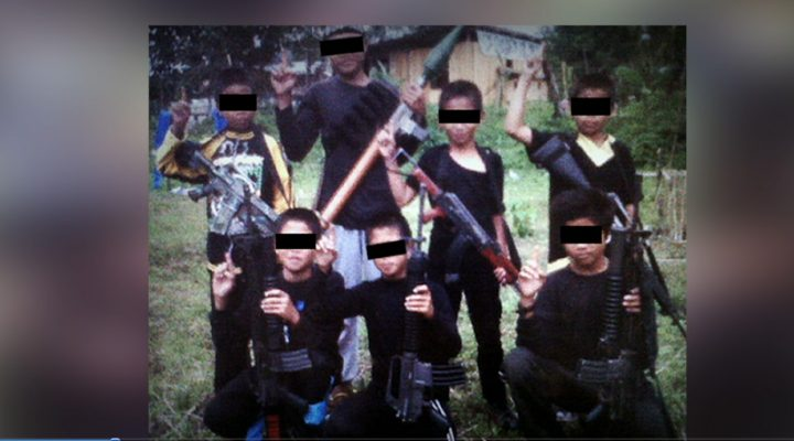 Maute child warrior, ikinabahala ng AFP