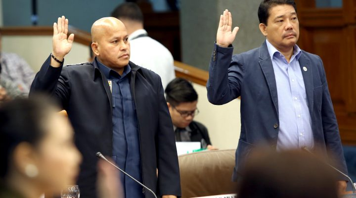 Senate probes reinstatement of CIDG cops who killed Albuera, Leyte Mayor