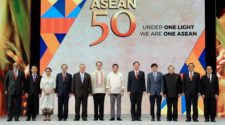 PRRD at the Grand Celebration of the 50th ASEAN Founding Anniversary and Closing of the ASEAN Foreign Ministers Meeting