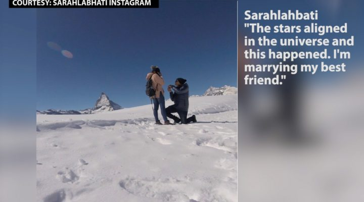 Richard Gutierrez at Sarah Lahbati, engaged na
