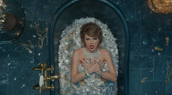 Bagong kanta ni Taylor Swift, tinalo ang tatlong kanta sa major streaming records