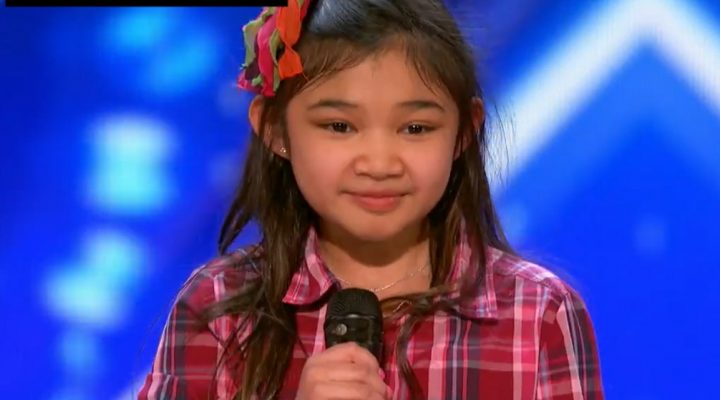 Angelica Hale, excited na sa kanyang America's Got Talent final performance