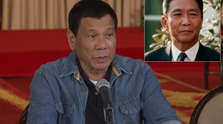 Pangulong Duterte, 'di tiyak kung dadalo sa 100th birthday ni dating pangulong Marcos