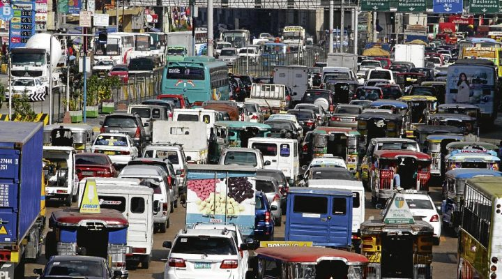SG approach ipatutupad sa pagsupil sa PH traffic congestion