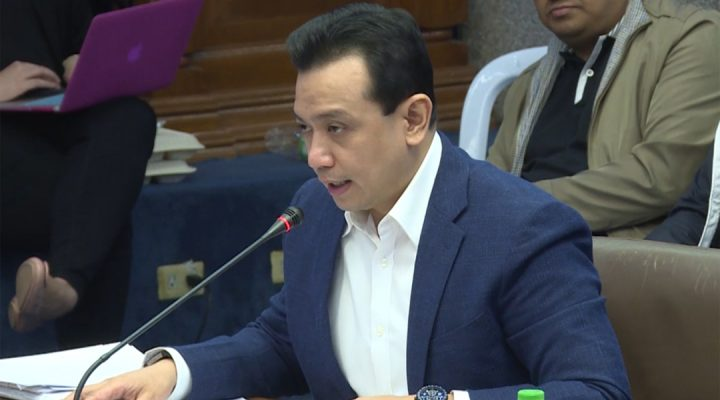 Duterte Admin, patutunayan ang offshore accounts ni Trillanes