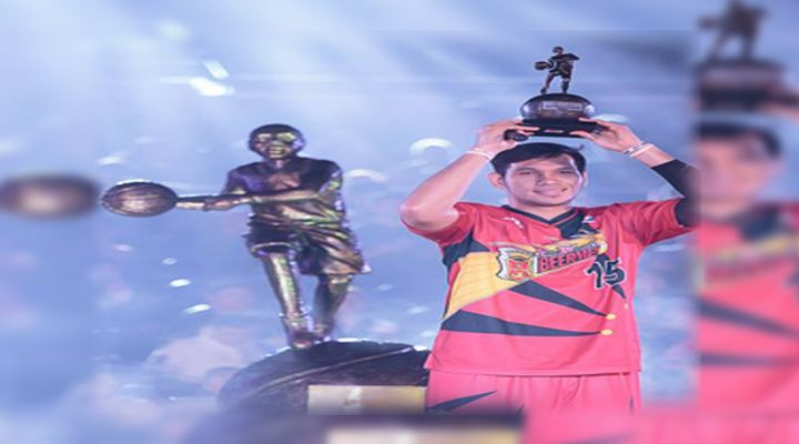 4th PBA-MVP award nakuha ni June Mar Fajardo
