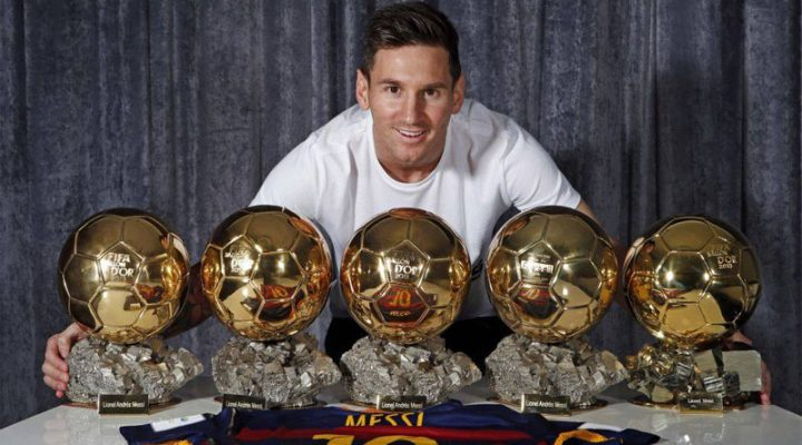 Leo Messi: Hari ng Football