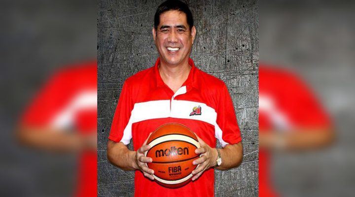 Dating Letran Coach Louie Alas, bagong head coach ng Phoenix