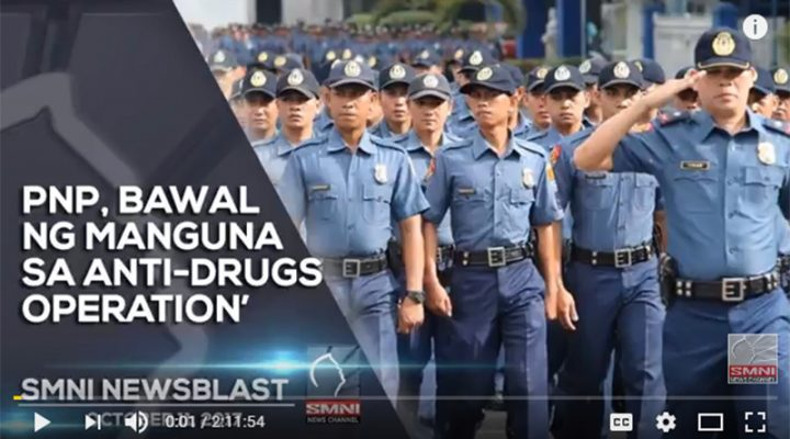 PNP, bawal ng manguna sa 'anti-drugs operation'