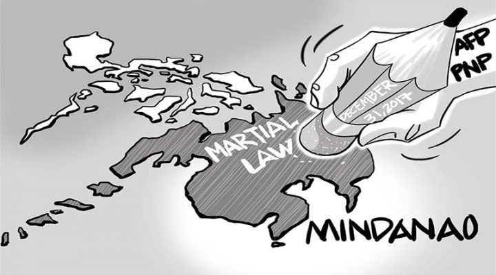 Martial Law sa Mindanao