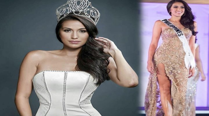 Rachel Peters, laglag sa top 5 ng Miss Universe