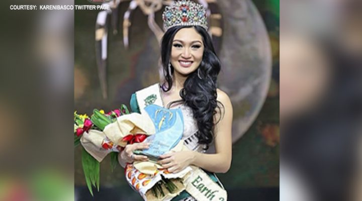 Miss Earth-PH Karen Ibasco, tinanghal na 'Darling Of The Press' sa Miss Earth 2017