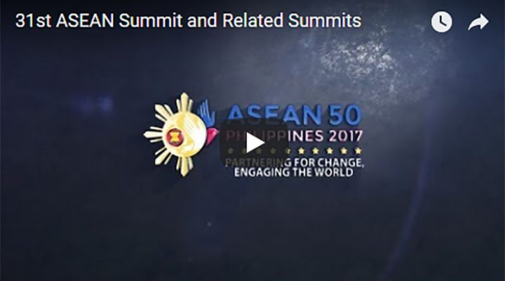 31st ASEAN Summit and Related Summits