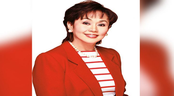 Rep. Vilma Santos, making it up to Aiai Delas Alas-Sibayan