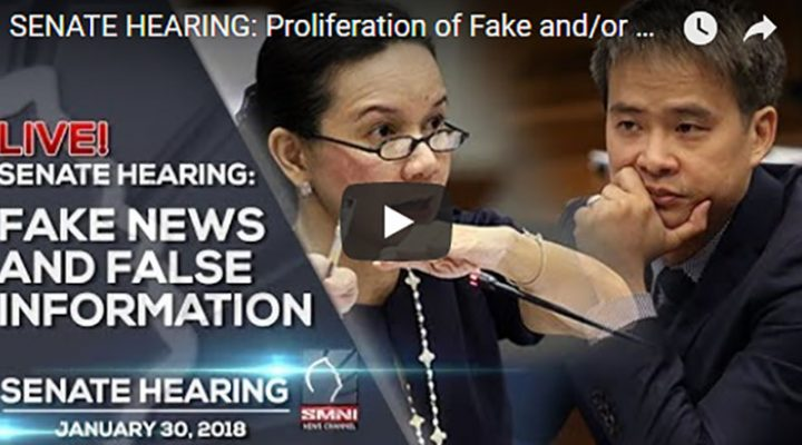 Fake News and false Information