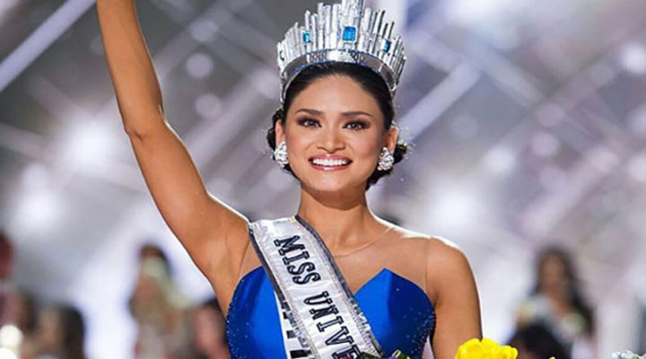 Pia Wurtzbach artista na bago naging beauty queen