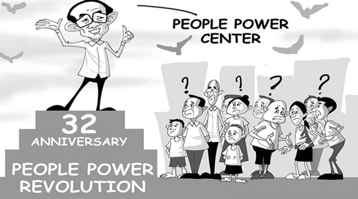 Bakit People Power Center?