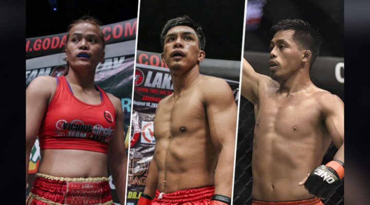Belingon, Iniong, at Banario, wagi sa ONE: Heroes of Honor