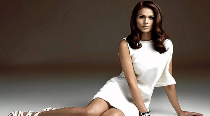 Iza Calzado, super blessed