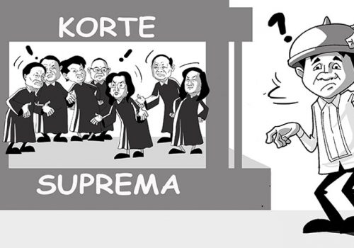 Korte Suprema, last interpreter ng batas at final arbiter