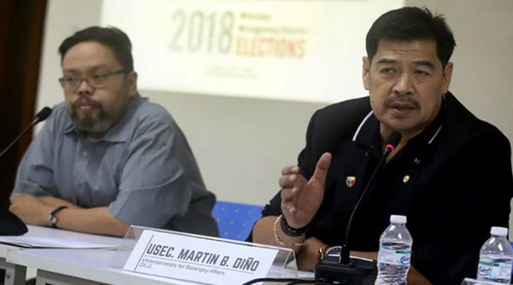 SK elections, tuloy – DILG