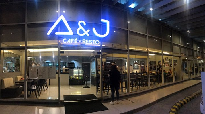 "A&J Café and Resto: ""Deaf""-initely delicious!"