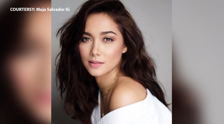 Maja Salvador, pasok sa International Music