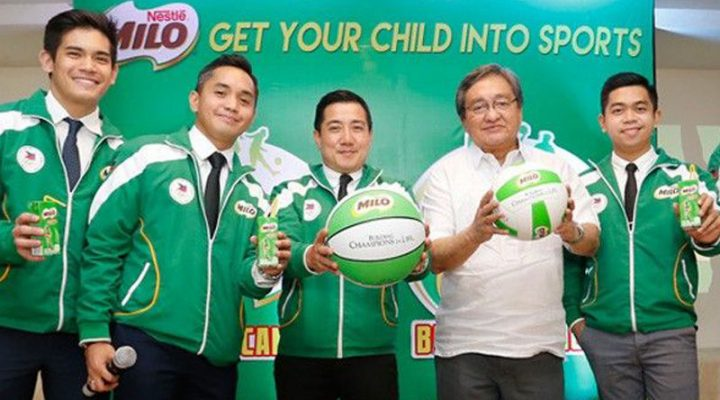 Sports programs sa mga brgy. at schools