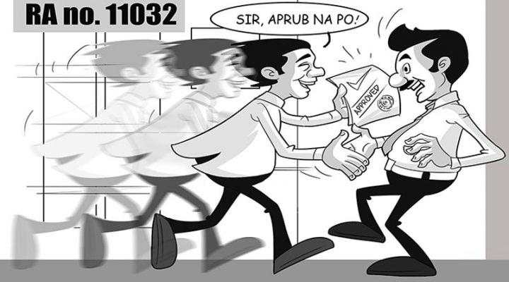 Republic Act No. 11032 political will ang kailangan