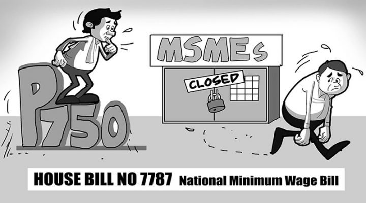 National minimum wage dapat nga bang ipatutupad?