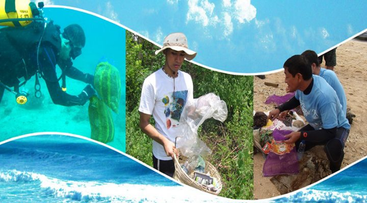Pinas, kaisa sa Coastal Cleanup Day