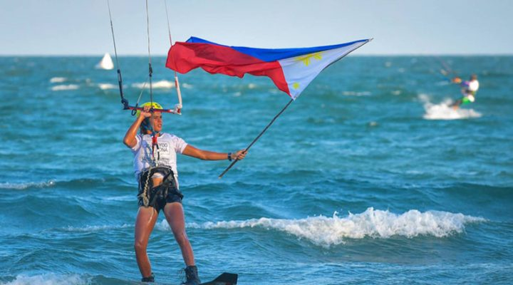 Christian Tio: Kiteboarding Wonder