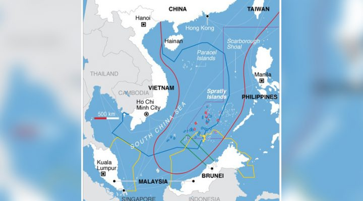 US v. China: Showdown sa West PH Sea