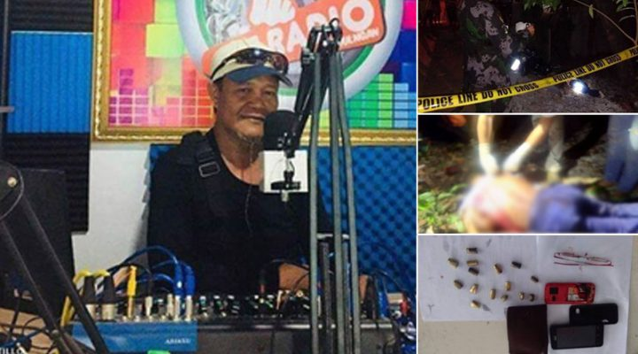 Radio Announcer sa Guihulngan City, Negros Occidental, patay sa pamamaril