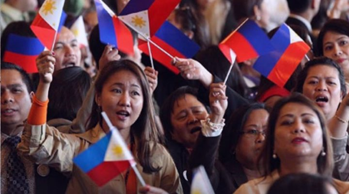 OFWs: Remit, Patronize, Sell!