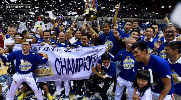 Magnolia: PBA Cup Governors' Cup champion