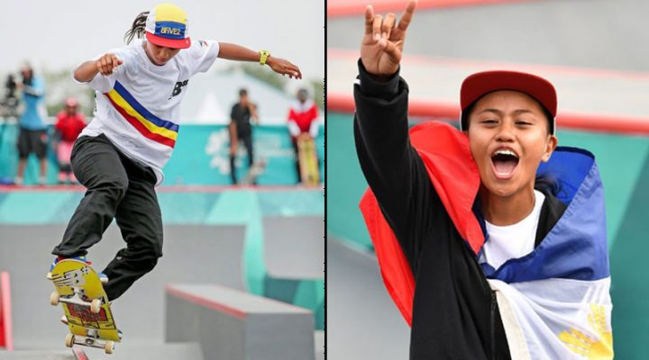 Margielyn Didal, pasok sa 2019 Season ng Street League Skateboarding Tournament