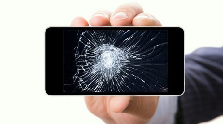 Basag na cellphone screens maaari ng magself-repair