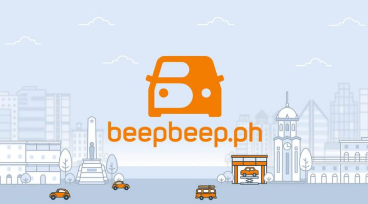 Beepbeep.ph: One-stop shop app para sa sasakyan