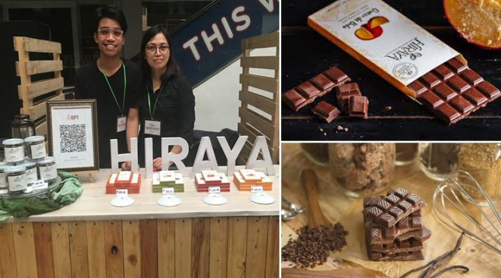 Hiraya artisan chocolates – 100% Pinoy, world class na produkto
