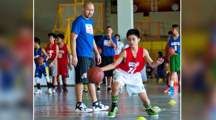 Jr. NBA Philippines sa Cavite