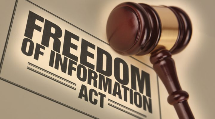Ang Freedom of Information Act: Mga saklaw at prinsipyo