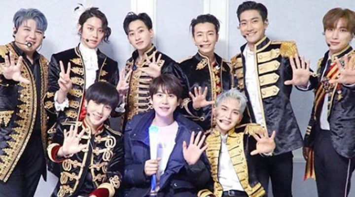 Super Junior, may comeback sa K-pop scene