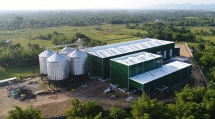Mag-asawang French inilunsad ang high-tech rice mill sa Leyte