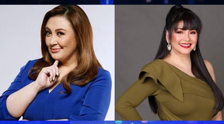 Sharon at Regine, sanib-pwersa sa isang concert