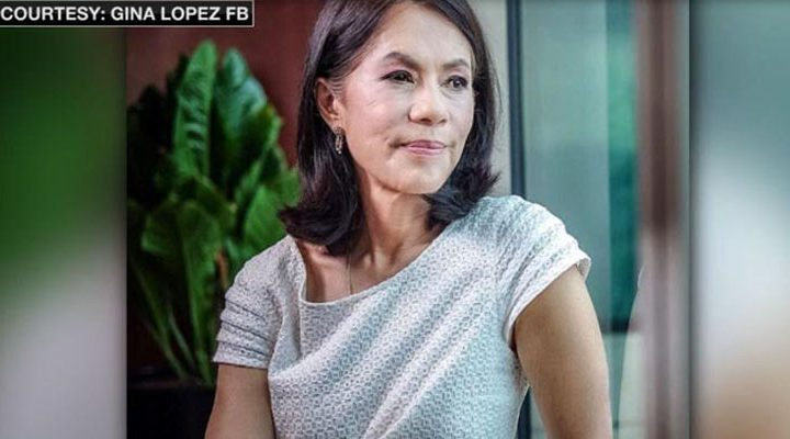 AFP at PNP, nagbigay pugay sa pagpanaw ni dating Environment Sec. Gina Lopez
