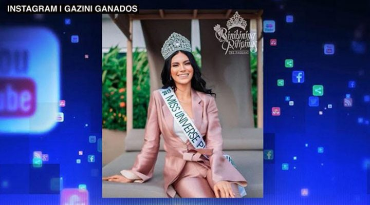 Gazini Ganados, top secret ang battle plan para masungkit ang korona ng Miss Universe 2019